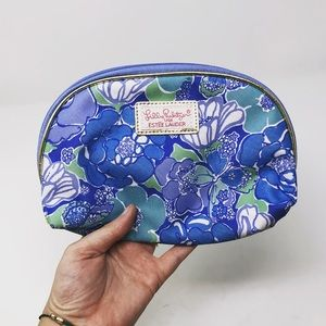 Lilly Pulitzer small-medium cosmetic zip bag